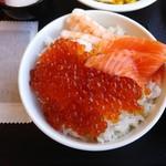 ラビスタ釧路川 - 海鮮丼がウリです。