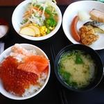 ラビスタ釧路川 - 朝食はバイキングです。