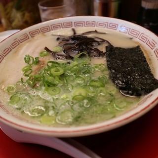 盛多や - 料理写真:ラーメン480円
