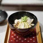 日本料理 TOBIUME - 献上松茸のお椀