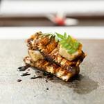 日本料理 TOBIUME - 遠賀の天然鰻と里芋