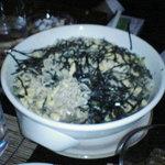 ハイボール倶楽部 - 料理写真:なんかすごいラーメン