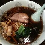 グリル小竹 - 料理写真:ラーメン ¥525