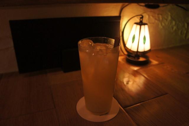 日本酒バル owl - 香草りんご