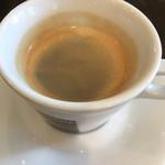 イタリアンダイニング コネル - コーヒー