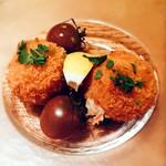 Shaji - ズワイガニの蟹身たっぷりクリームコロッケ