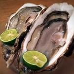 Shaji - 生牡蠣