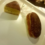 シャンボール - たくマヨネーズ、かぼちゃケーキ
