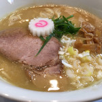 中華そば桐麺 - 鶏白湯 醤油