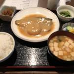 あうん - 鯖味噌煮