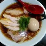 95009483 - 特鶏醤油麺