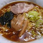 炭火焼肉大和 - ラーメン始めました 焼肉の締めにぴったりの あっさり鶏がらスープの醤油です