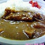 そば処冨久屋 - そばやさんのカレーです♪深みのある味わいですね(*´∀`*b)
