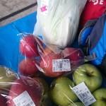 JAふくしま未来農産物直売所 ここら - この時期はりんご