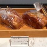 ル・ミリュウ - 塩バター食パン