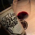 95012289 - 赤系果実満載かつバランスのよいベラ・ユニオンのカベルネソービニオン