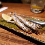 串やき・魚 新宿宮川 -