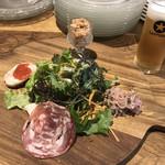 千葉ットリアSorriso(ソリッソ) - 前菜