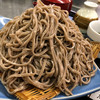 Goan - 料理写真:てっぺん盛りそばW ¥800