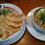 95018997 - ラーメン&ミニチャーシュー丼
