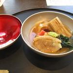 銀座の金沢 - 治部煮