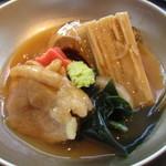 銀座の金沢 - 治部煮(アップ)