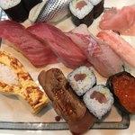 太海 - 料理写真:上寿司