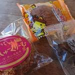 道の駅 キララ多伎 - 料理写真:色々購入