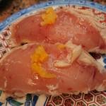 すし弁慶 - びんちょう柚子塩
