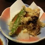 大衆料理 こがね - 天ぷら