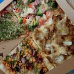 タコピザ アンド バーガーズ - ラージピザ