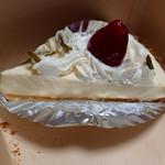タコピザ アンド バーガーズ - チーズタルト