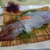 大和 - 料理写真:・ケンサキの姿造り、ちょっと小さくてマルイカと言っても良いかも