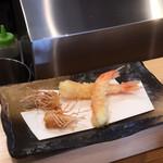 天ぷら鉄板料理 天旬