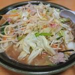 ふくみ食堂 - 料理写真:・ちゃんぽん 600円