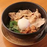 傾奇御麺 - 魂の油そば(まぜそば)