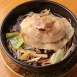 傾奇御麺 - 黒醤油らーめん