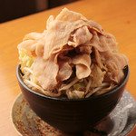 傾奇御麺 - 全傾奇盛黒醤油らーめん