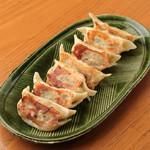 傾奇御麺 - 自家製焼餃子