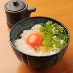 傾奇御麺 - 玉卵飯