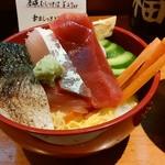 福寿し - ミニ海鮮丼