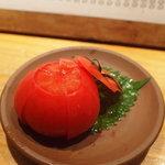 炉ばた屋 - フルーツトマト