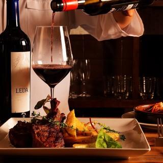 ★スペインワインやシェリー酒が豊富