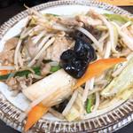 ひだかん家 - 野菜炒め