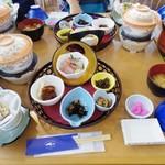 ザ・フィッシュ - 花祭り 1,600円