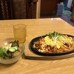 Eden - 料理写真:ナポリタンスパゲッティをいただきましt(2018.10.22)