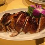 95036738 - 鶏のパリパリ焼き