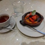 95037155 - 紅茶とカタラーナ