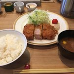 キッチン直 - 特製ヒレカツ(2200円)