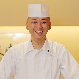 中港大将氏(ナカミナトタカユキ)─鮨と日本料理を極めた二代目